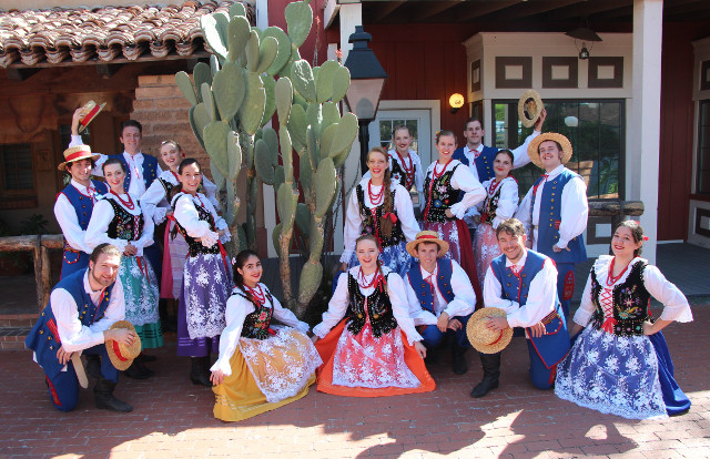 Lajkonik Polish Dance Ensemble